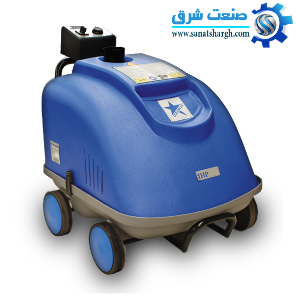 کارواش CLEANVAC صنعتی آبسرد آبگرم مدل IHP 150