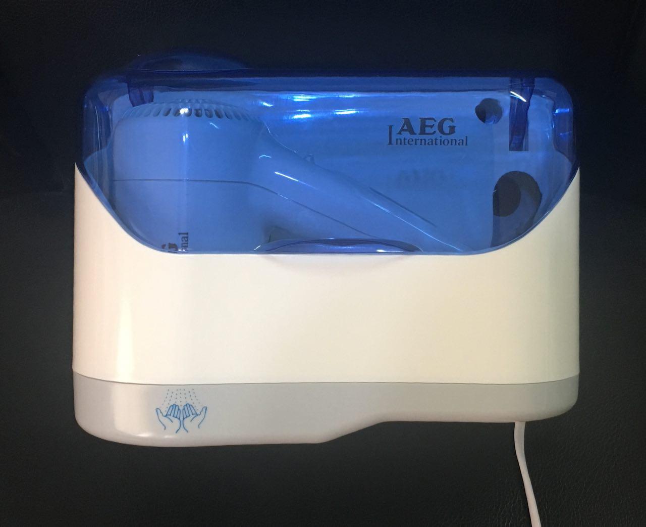 سشوار و دست خشک کن -آاگ AEG International