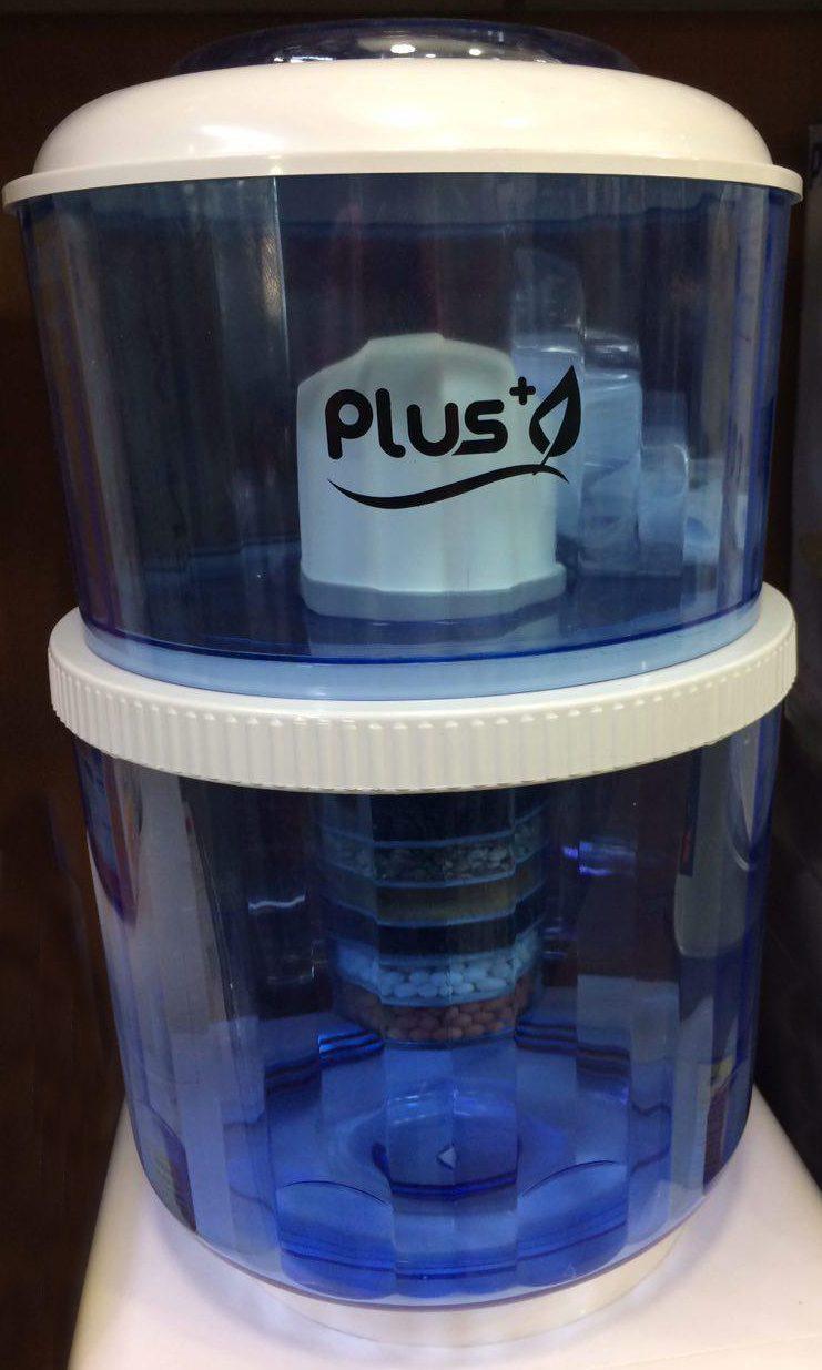 مخزن فیلتر دار -Plus